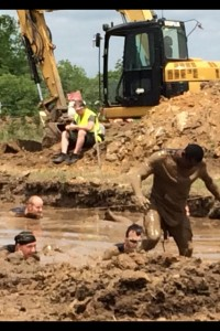 Warrior Mud Crawl