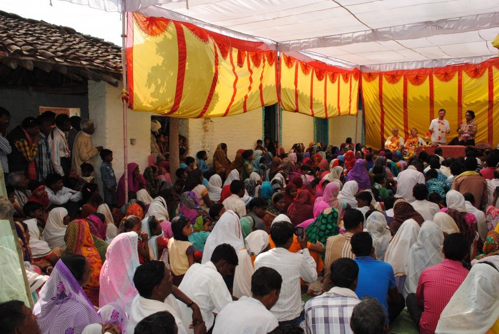 tikayira preaching